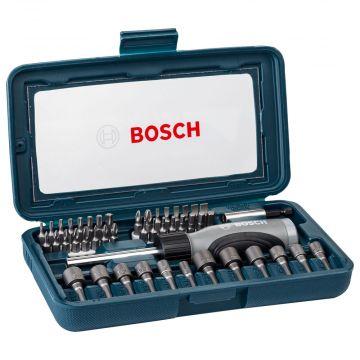 Set Com 46 Bits Para Parafusar Bosch