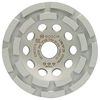 Prato Diamantado para Concreto Bosch