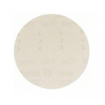 Disco de Velcro Costado de Tela BOSCH 125MM GR80 C/5UN