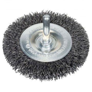Escova de Aço Circular para Furadeira Arame Ondulado 75mm - Bosch