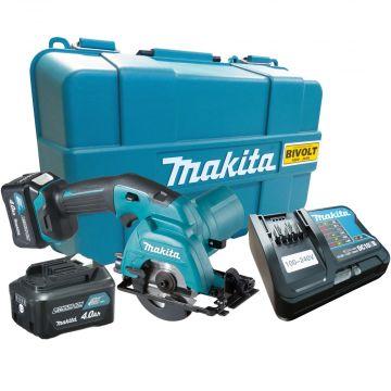 Serra Circular a Bateria 12V-LI Makita 85MM LI-ION 2 Bateria Bivolt