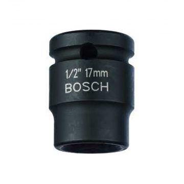Soquete De Impacto 17MM Encaixe 1/2'' Para Chave Impacto - Bosch