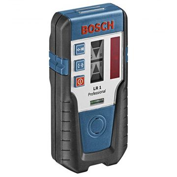 Receptor Laser para Níveis de Ponto Rotativo Bosch LR 1 P/ GRL 250HV