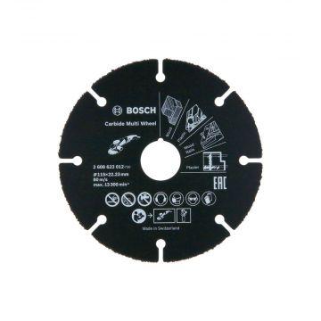 Disco 115MM Madeira P/Esmerilhadeira
