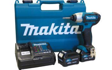 Parafusadeira de Impacto à Bateria TD110DSME Makita