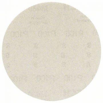 Disco de Velcro Costado de Tela BOSCH 125MM GR100 C/5UN