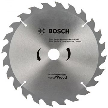 Disco de serra circular Bosch 184mm