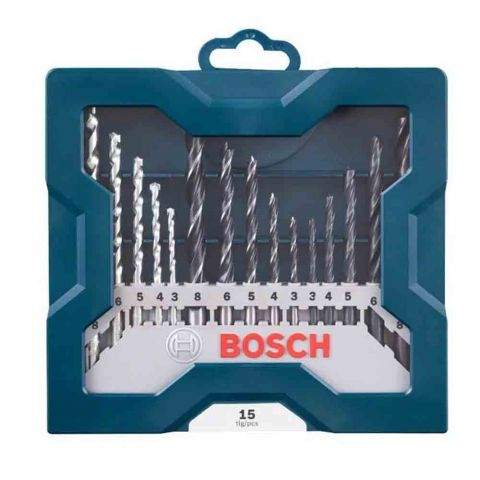 Jogo de Brocas Bits Bosch 15 Peças - Bosch