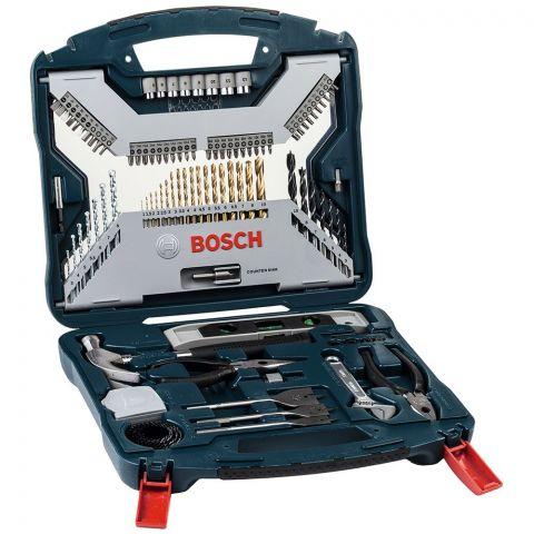 Jogo X-Line Titanium 103 Peças Bosch