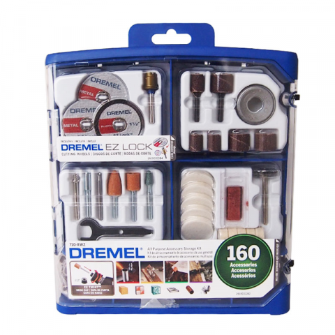 Kit de Acessórios Uso Geral 710 Dremel (Default)