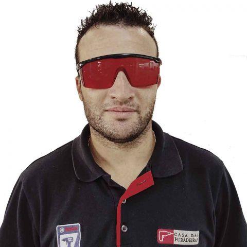 Óculos para Laser Vermelho - Bosch