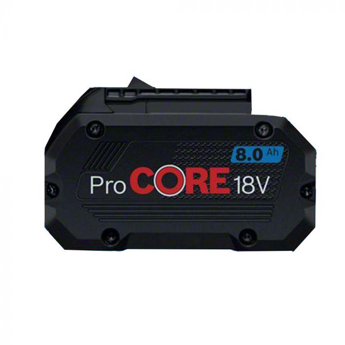 Bateria de Íons de Lítio ProCORE 18V - Bosch