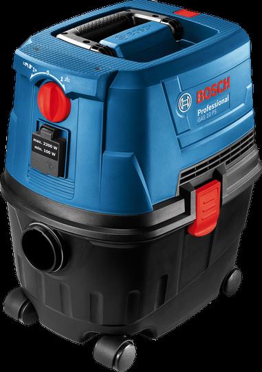 Aspirador De Pó Industrial BOSCH GAS 15PS - 220V