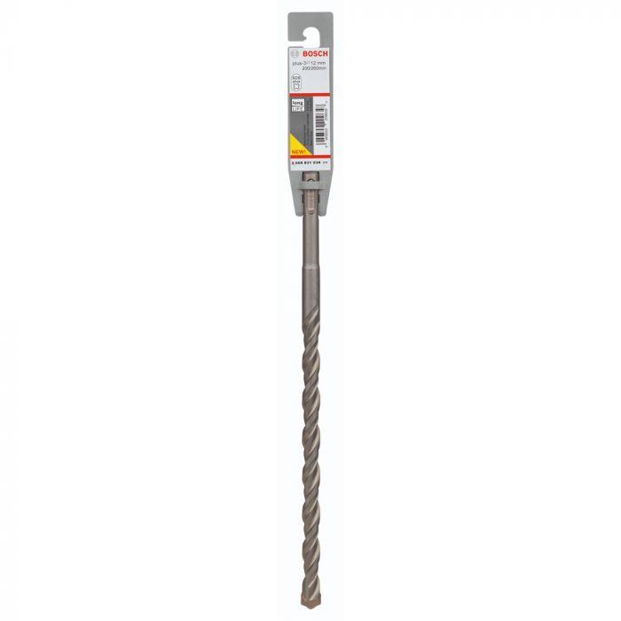 Broca SDS Plus-3 para Concreto 12 x 200 x 260 mm - Bosch