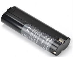 Bateria 7000 7,2V  1,3aH (NI-CD)