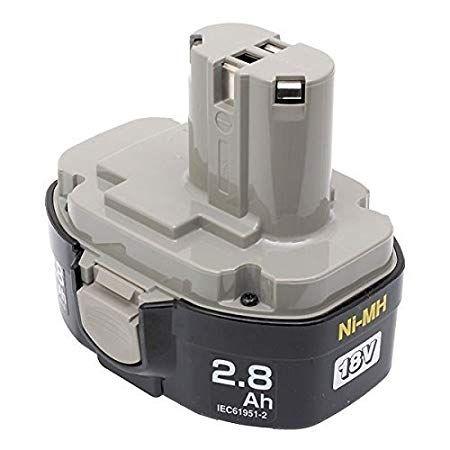 Bateria 1835 PA18 - 18V - 2,8Ah Ni-Hm - Makita