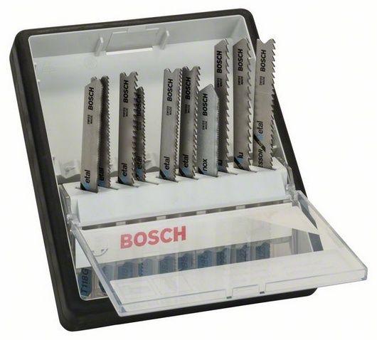 Jogo Robust Line para Serra Tico-Tico Bosch