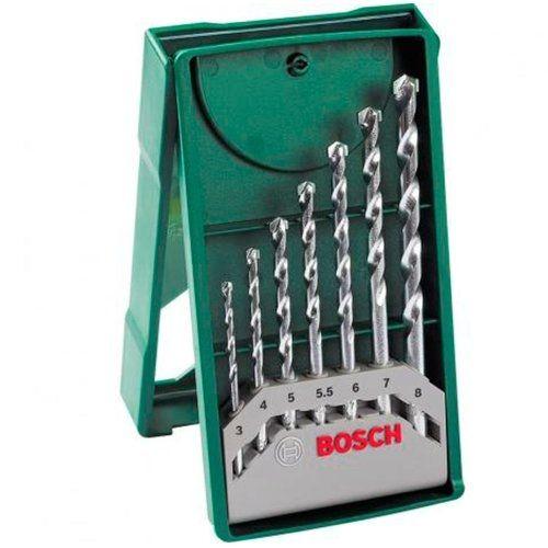 Jogo X-Line Brocas Para Concreto Com 7 Pecas - Bosch