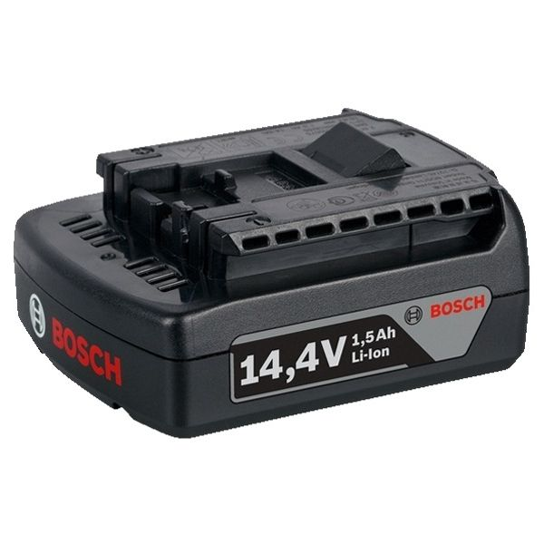 Bateria 14,4V 1,5Ah Li-Ion - Para Chave De Impacto GDR 1440 - Bosch
