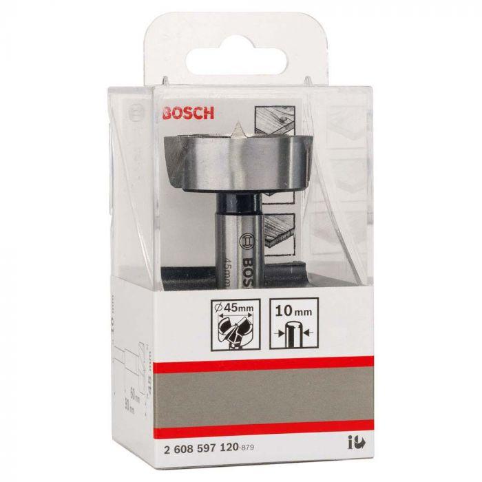 Broca para Madeira Fresadora Forstner 45mm- Bosch