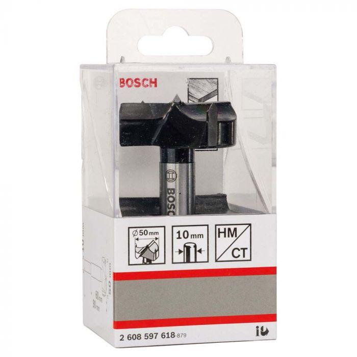 Broca Ponta de Metal Duro para Dobradiça 50x90x10mm- Bosch