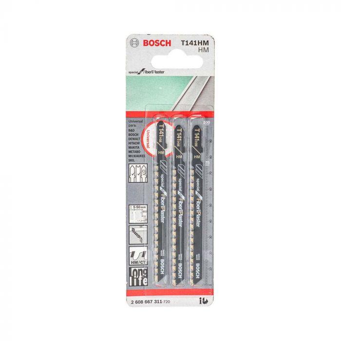 Lâmina de Serra tico tico T141HM com 3 Unidades- Bosch