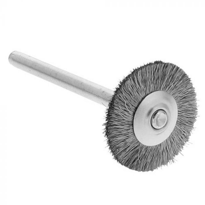 Escova de Aço de Carbono 428 Dremel