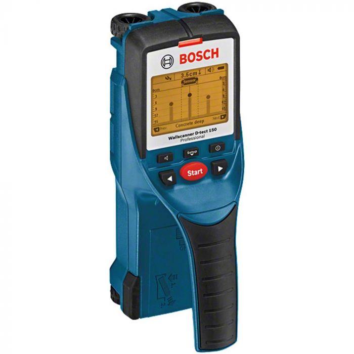 Scanner de Parede D-Tect 150 Profissional - Bosch