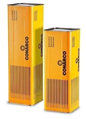 Eletrodo Solda Conarco A18 2,50MM E7018 Lata 17kg - Esab