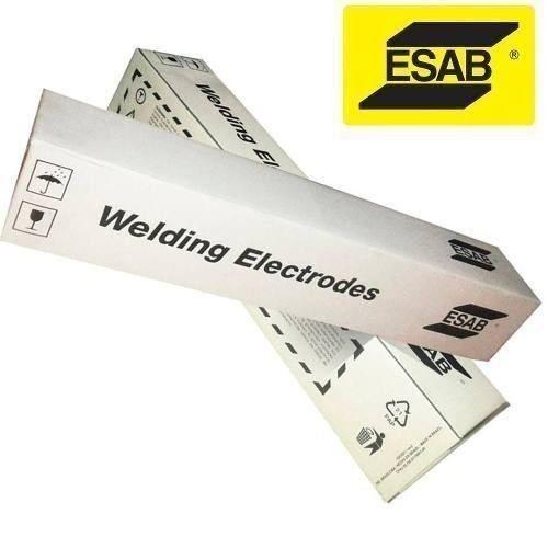 Eletrodo De Solda Weld OK6013 Serralheiro 3,25MM 5kg - Esab