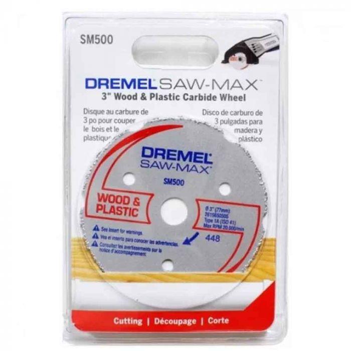 Disco de Corte Multiuso Saw-Max Dremel SM500
