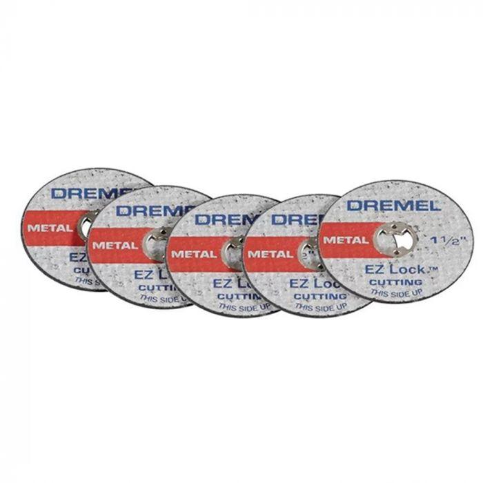 Kit Discos para Metal Dremel 1 1/4 EZ-426CU