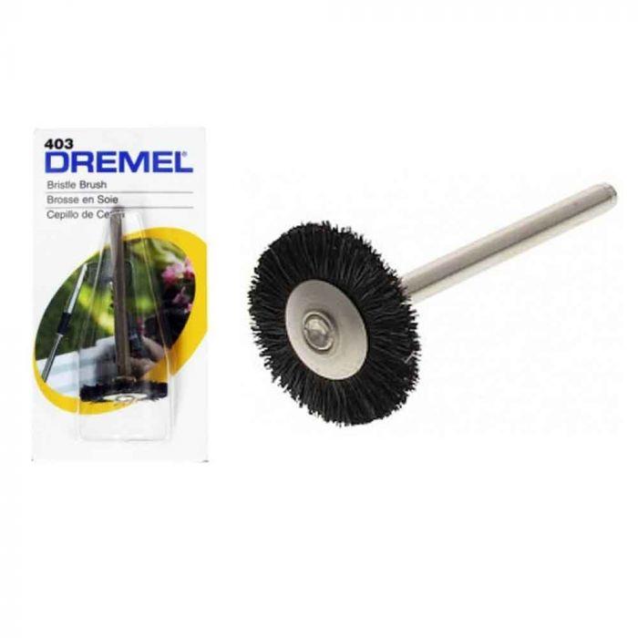 Escova de Cerdas Circular 403 Dremel