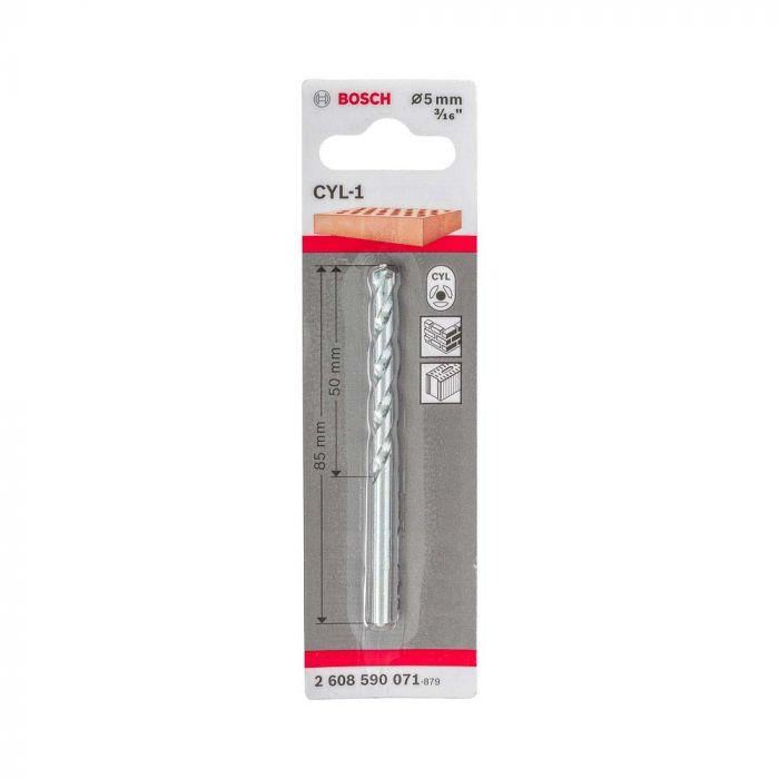 Broca SDS Max-8X para Concreto 25 x 200 x 320 mm- Bosch