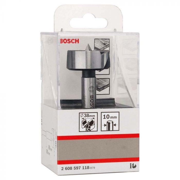 Broca Fresadora Forstner 38,0mm - Bosch