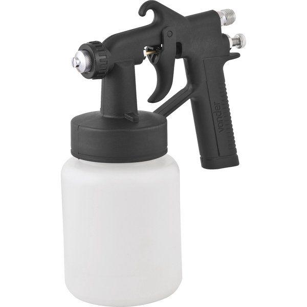 Pistola para Pintura com Caneca Plástica PDV 90 Vonder