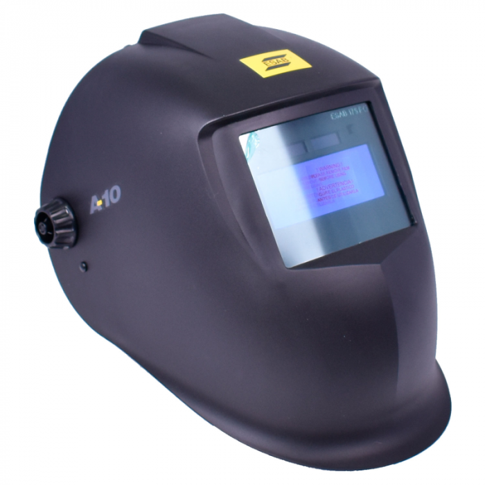 Máscara De Solda Escurecimento Automático A10 Sem Regulagem - Esab
