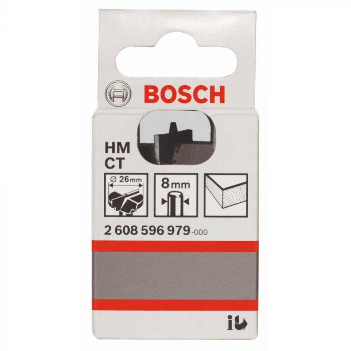Broca de Metal Duro para Fechaduras 26x56x8mm- Bosch