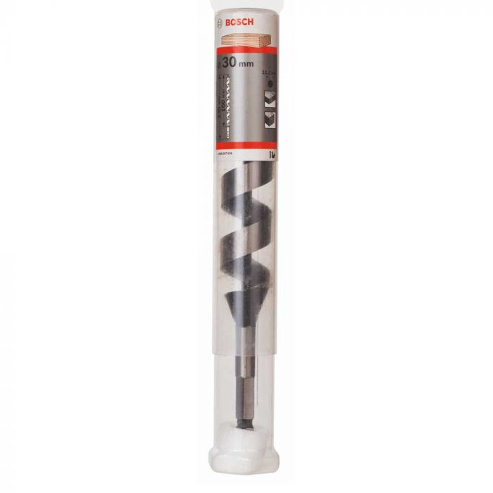 Broca em Serpentina para Madeira 30mm - Bosch
