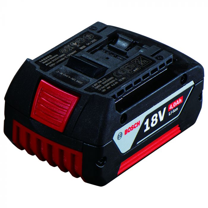 Bateria 18V 4.0Ah 0Z00 GBA Li-Ion - Bosch