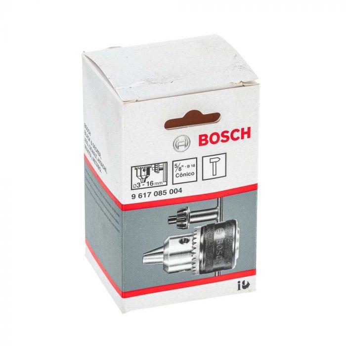 Mandril para Furadeira com Chave 16mm 5/8- Bosch