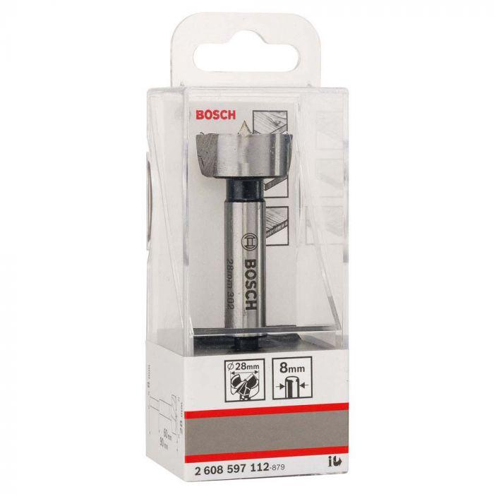 Broca Fresadora Forstner 28,0mm- Bosch