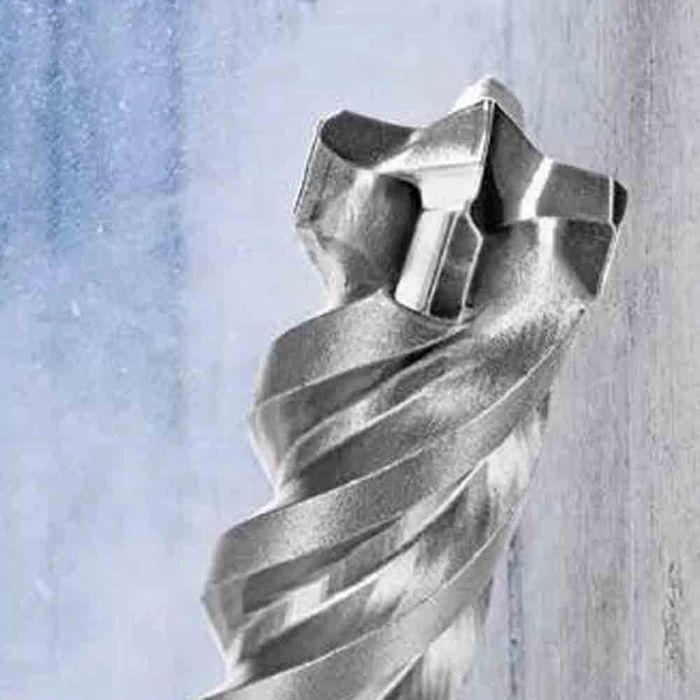 Broca de Widia Sds-Max 8X 28X400X520MM - Bosch