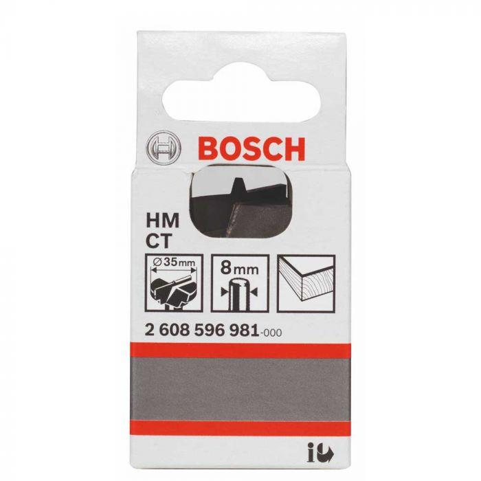 Broca Para Fechaduras 35,0x56,0x8,0mm – Bosch