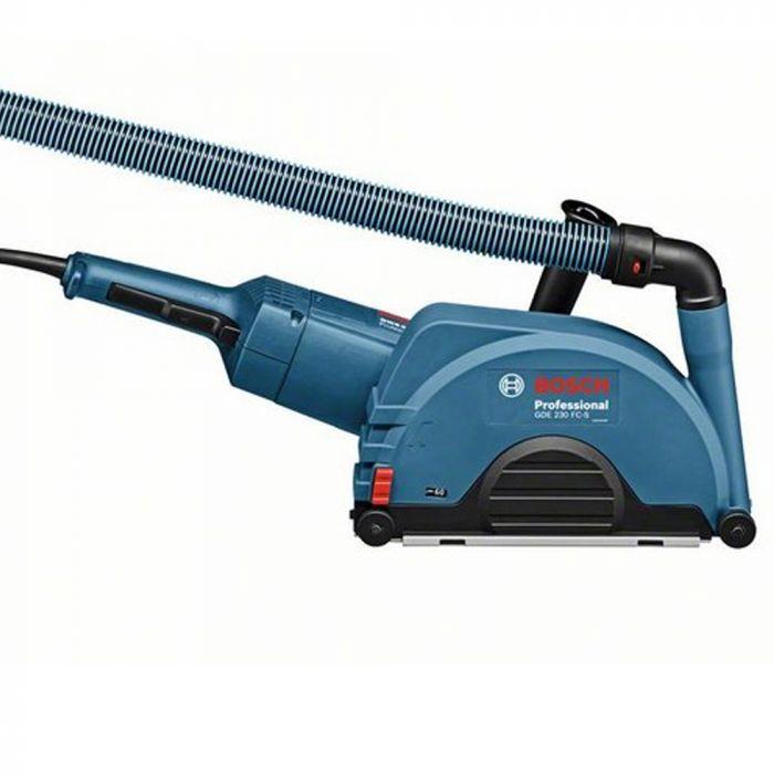 Sistema de aspiração de pó Bosch GDE 230 FC-S esmerilhadeiras de 230 mm (9 pol.)