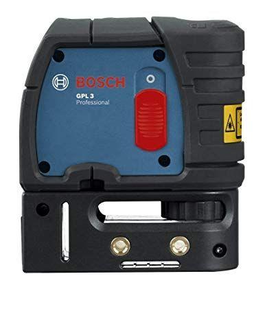 Nivelador a Laser de Pontos GPL3 S/Encomenda