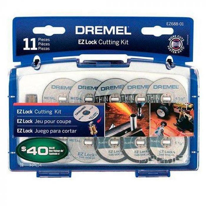 Kit para Cortar EZ Lock EZ688 Dremel