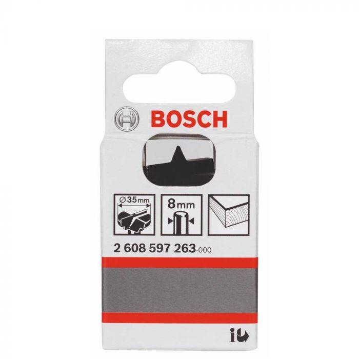 Broca para Fechaduras 35 x 56 x 8mm- Bosch