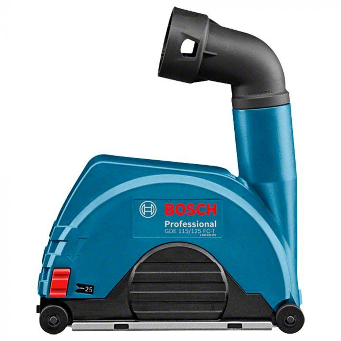 Sistema de Aspiração de Pó GDE 115/125 FC-T - Bosch