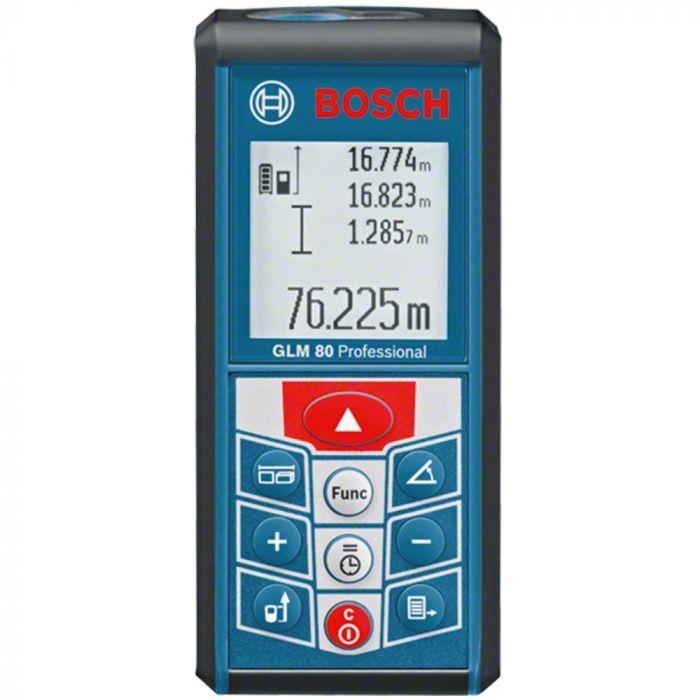 Trena Laser Alcance 80 Metros GLM 80 - Bosch